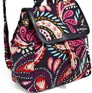NWT Vera Bradley Fashion Mini Backpack